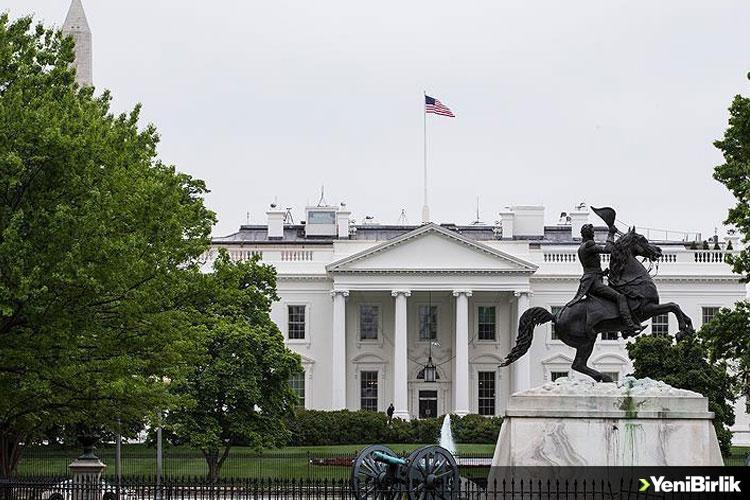 BEYAZ SARAY:ABD'NİN AMACI BÖLGEYE İSTİKRAR GETİRMEK