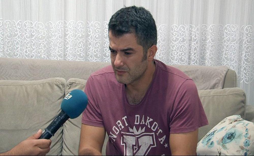 """ALPEREN'İN BABASI: """"İÇİMİZE BİR NEBZE DE OLSA SU SERPİLDİ"""""""