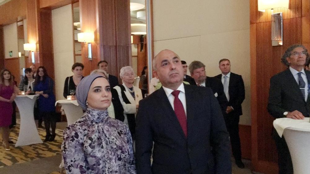 STOCKHOLM'DE AZERBAYCAN CUMHURİYET GÜNÜ KUTLANDI
