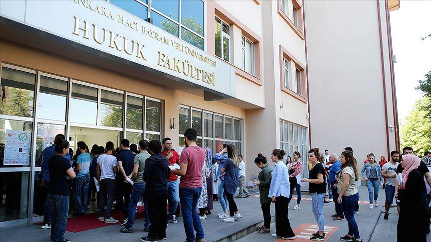KPSS ALAN BİLGİSİ 2. OTURUMU BAŞLADI