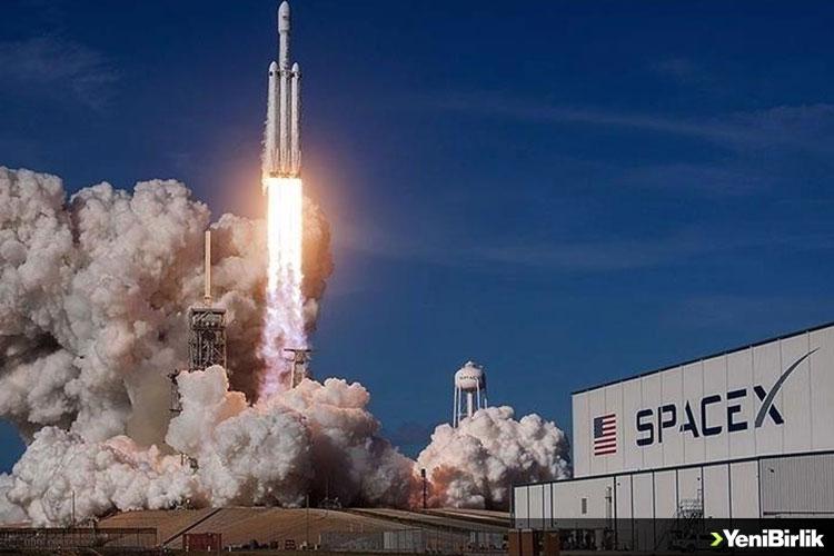 TÜRKİYE'NİN İLK MİLLİ HABERLEŞME UYDUSU TÜRKSAT 6A 'SPACE X' TARAFINDAN FIRLATILACAK